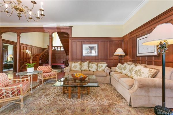 Luxury properties stately restored queen Anne - National Historic residence