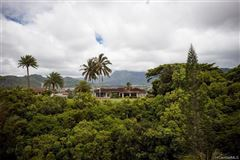 tranquil oasis high above Kaneohe Bay luxury real estate