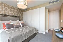Mansions extensively upgraded three bedroom unit