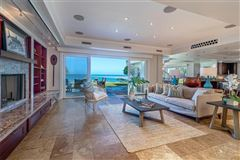 luxurious waterfront executive home mansions