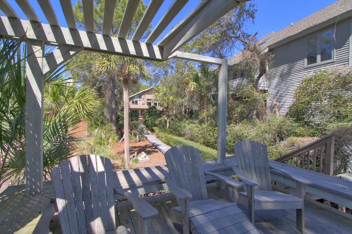Luxury homes in Sea Pines oceanfront home