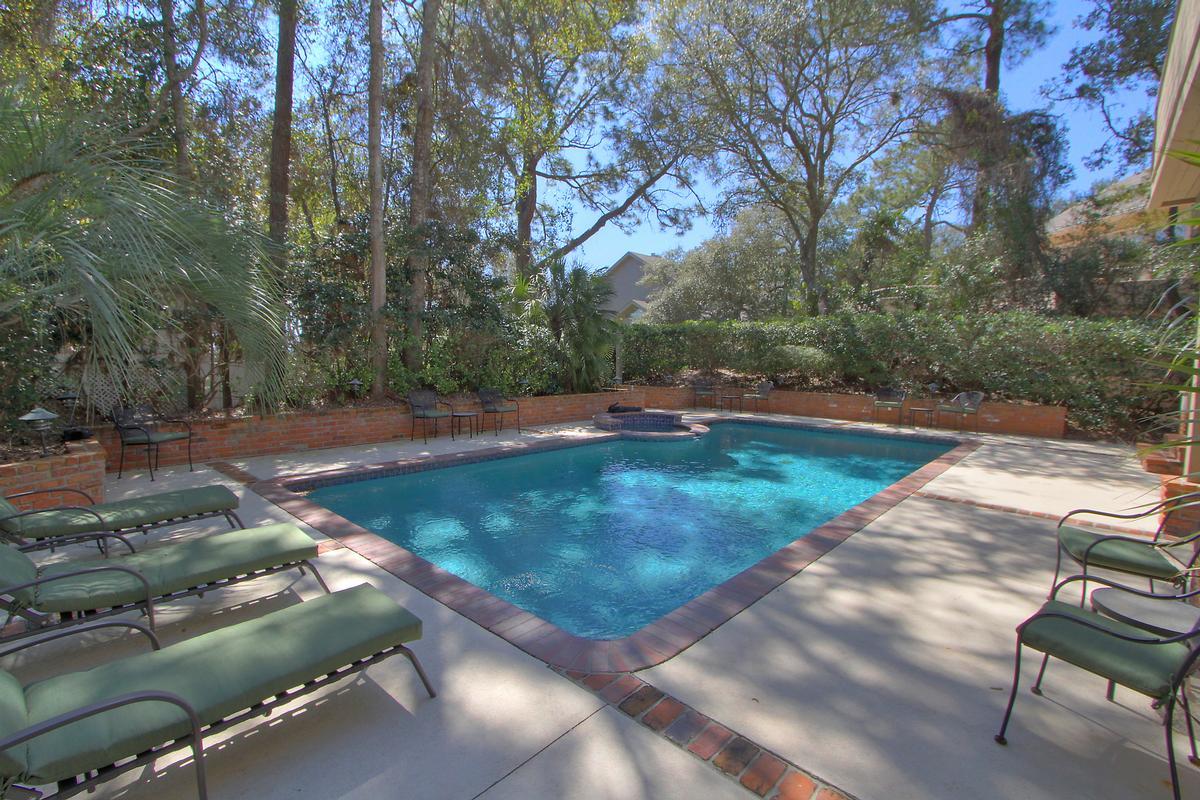 Sea Pines oceanfront home luxury homes
