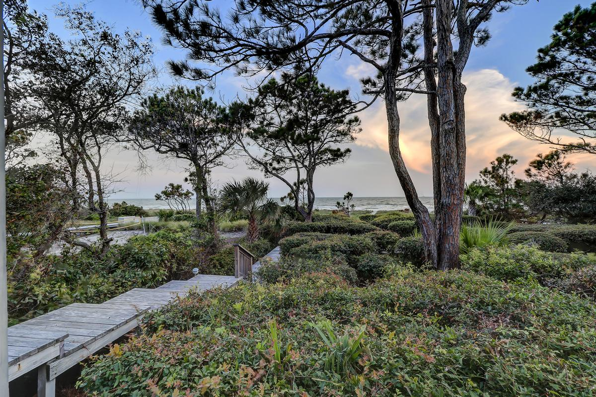 Sea Pines oceanfront home luxury real estate