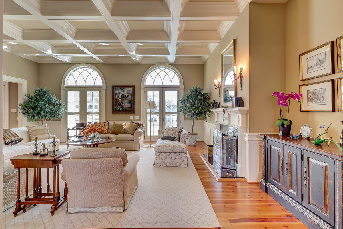 Mansions beautiful home in Colleton River Plantation
