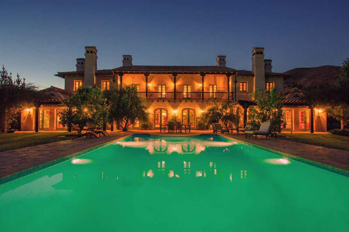 Figueroa Farms luxury homes