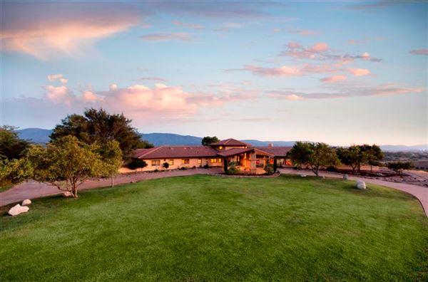 Luxury homes Stunning Santa Ynez Luxury residence