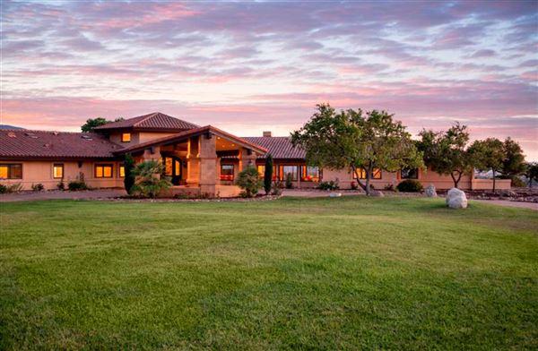 Stunning Santa Ynez Luxury residence luxury homes