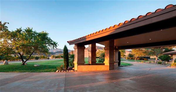 Luxury real estate Stunning Santa Ynez Luxury residence