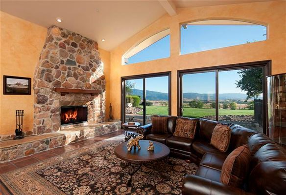 Mansions Stunning Santa Ynez Luxury residence