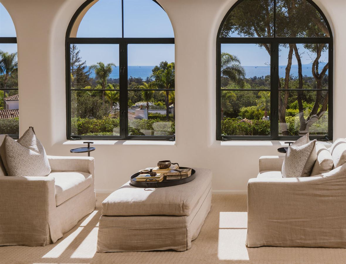Luxury real estate La Manzanita Estate
