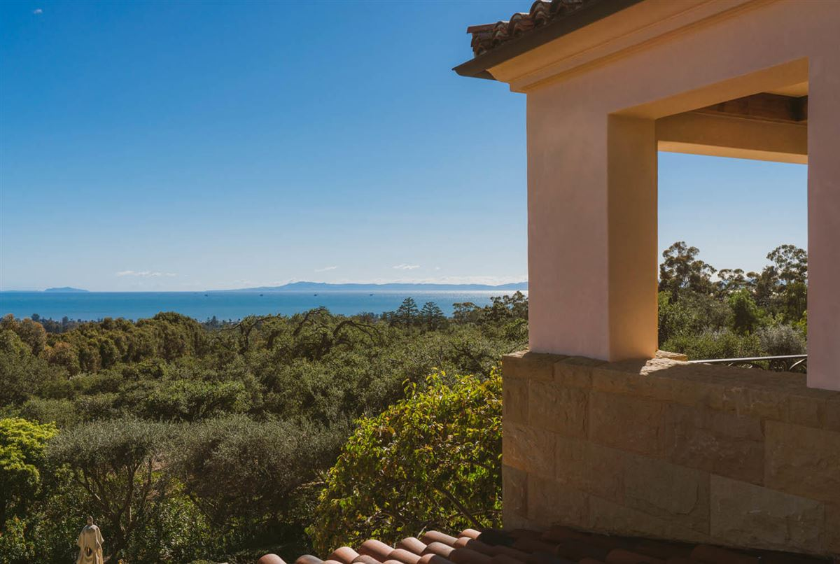 Mansions in remarkable transformation in Montecito