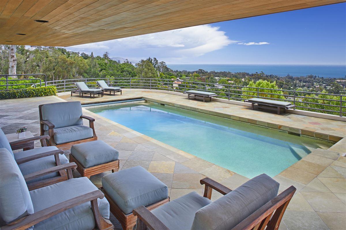 Luxury homes in Casa Bene - commanding knoll-top property