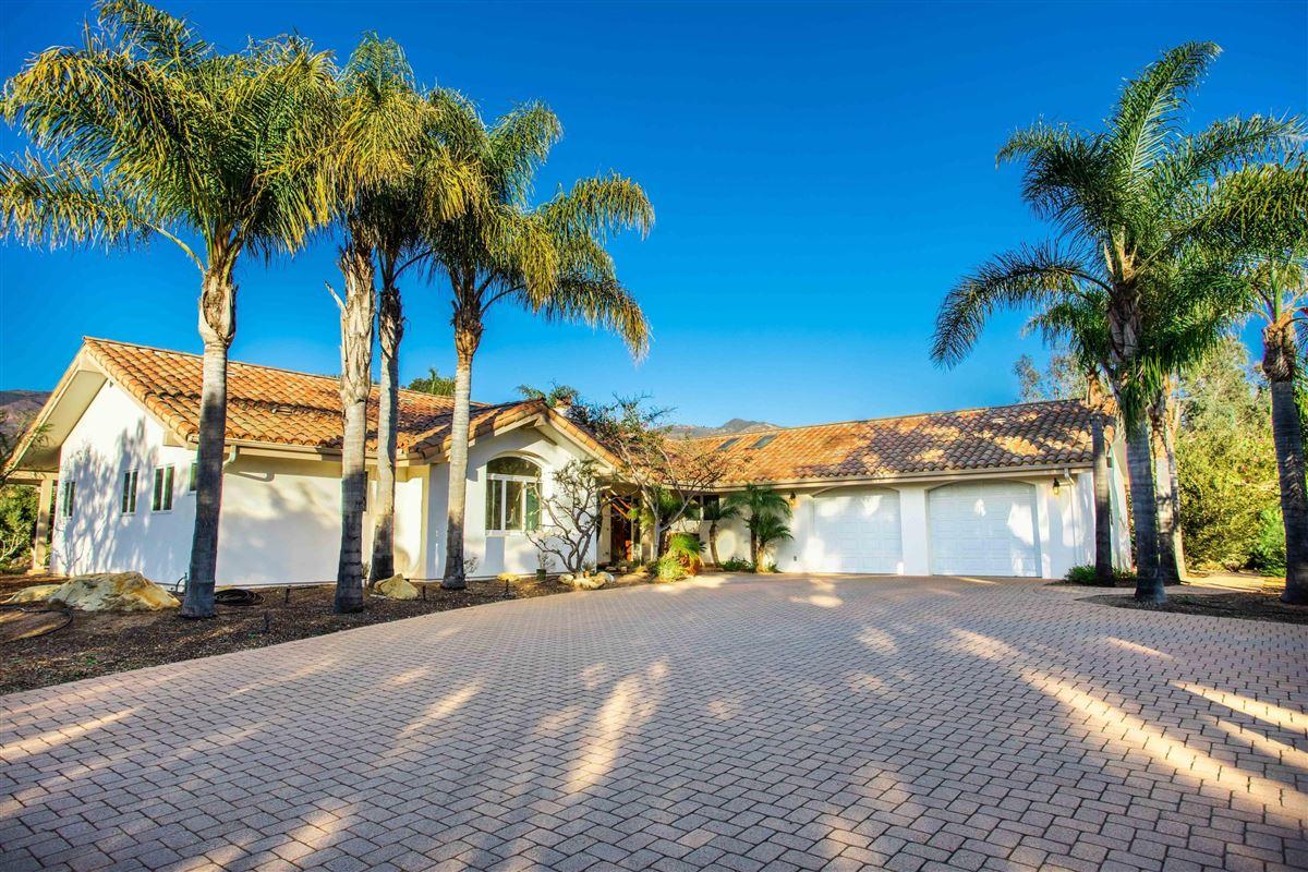 Luxury homes a sanctuary
