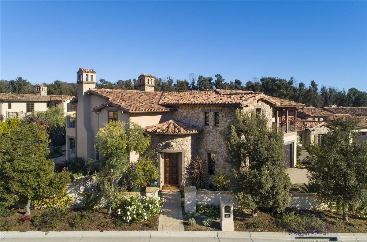 Elegant Home In Goleta California Luxury Homes Mansions For Sale