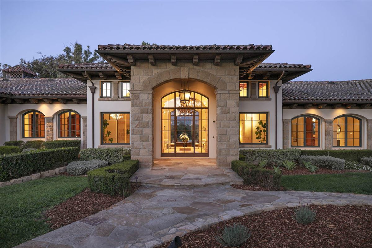incredible Hope Ranch estate luxury homes