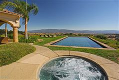 Luxury homes in  20 acre hilltop estate in santa ynez