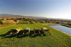 Mansions in  20 acre hilltop estate in santa ynez