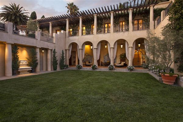 Solana In Montecito California Luxury Homes Mansions
