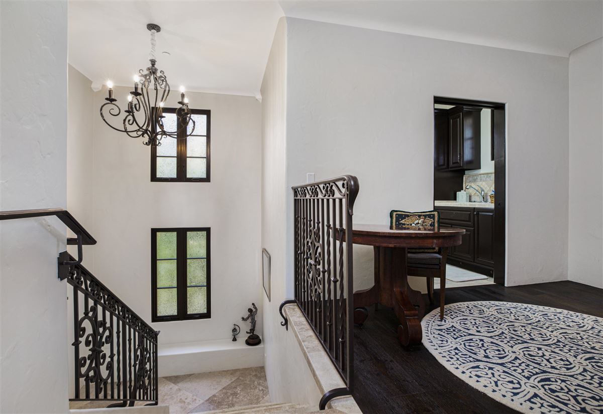 Mansions in Newly renovated Mediterranean masterpiece