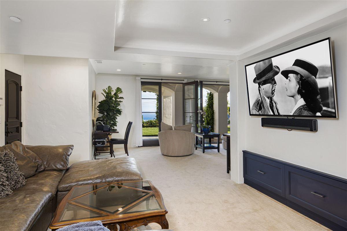 Luxury real estate Newly renovated Mediterranean masterpiece