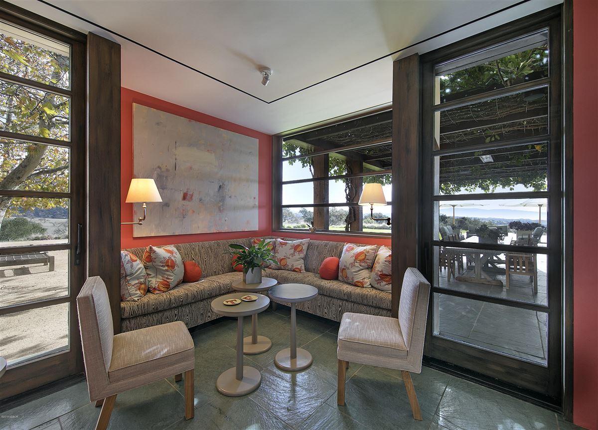 remarkable Rancho La Zaca home luxury real estate