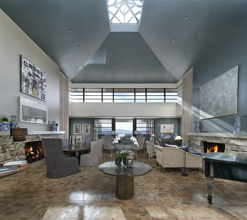 Luxury real estate Rancho La Zaca in Santa Barbara