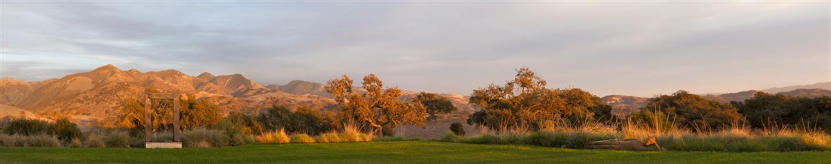 Luxury properties Rancho La Zaca in Santa Barbara