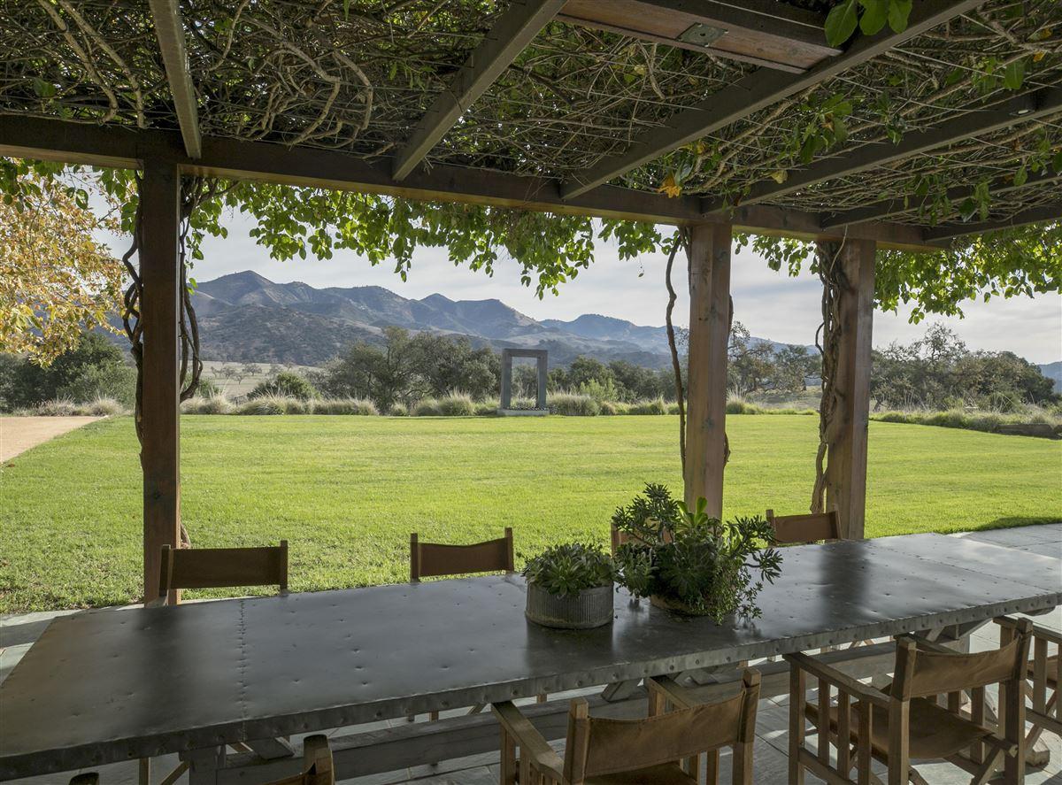Rancho La Zaca in Santa Barbara luxury properties