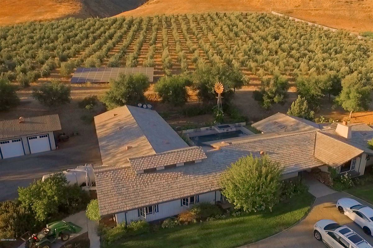 Figueroa Farms - a magical estate luxury properties