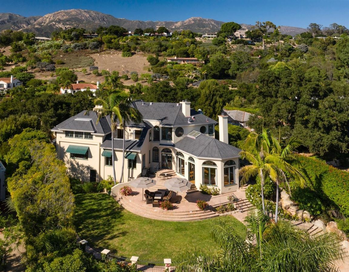 Mansions gated estate on the coveted Riviera