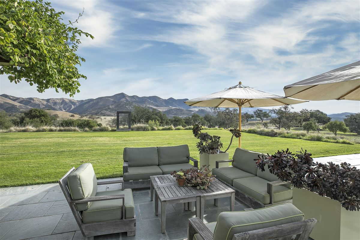 Rancho La Zaca in Santa Barbara luxury real estate