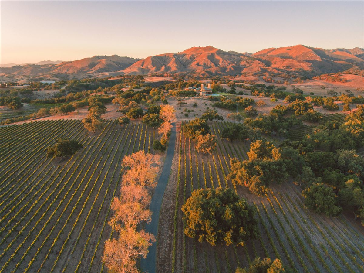 Luxury properties Rancho La Zaca in Santa Barbara