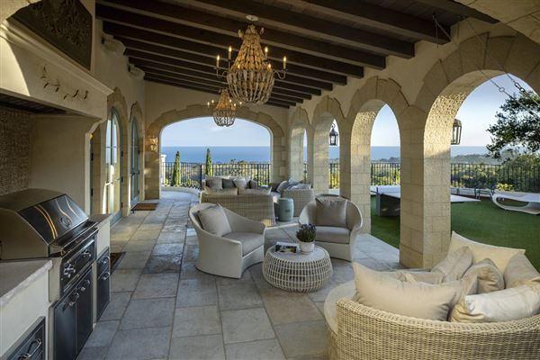 Luxury homes in magnificent legacy estate