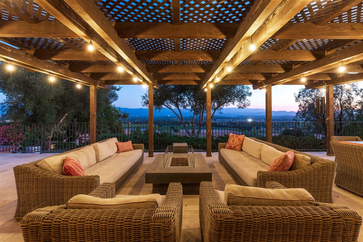 Luxury properties unique Spanish-style estate on top of the world