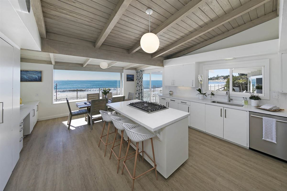 rare opportunity on the sand in Montecito luxury properties