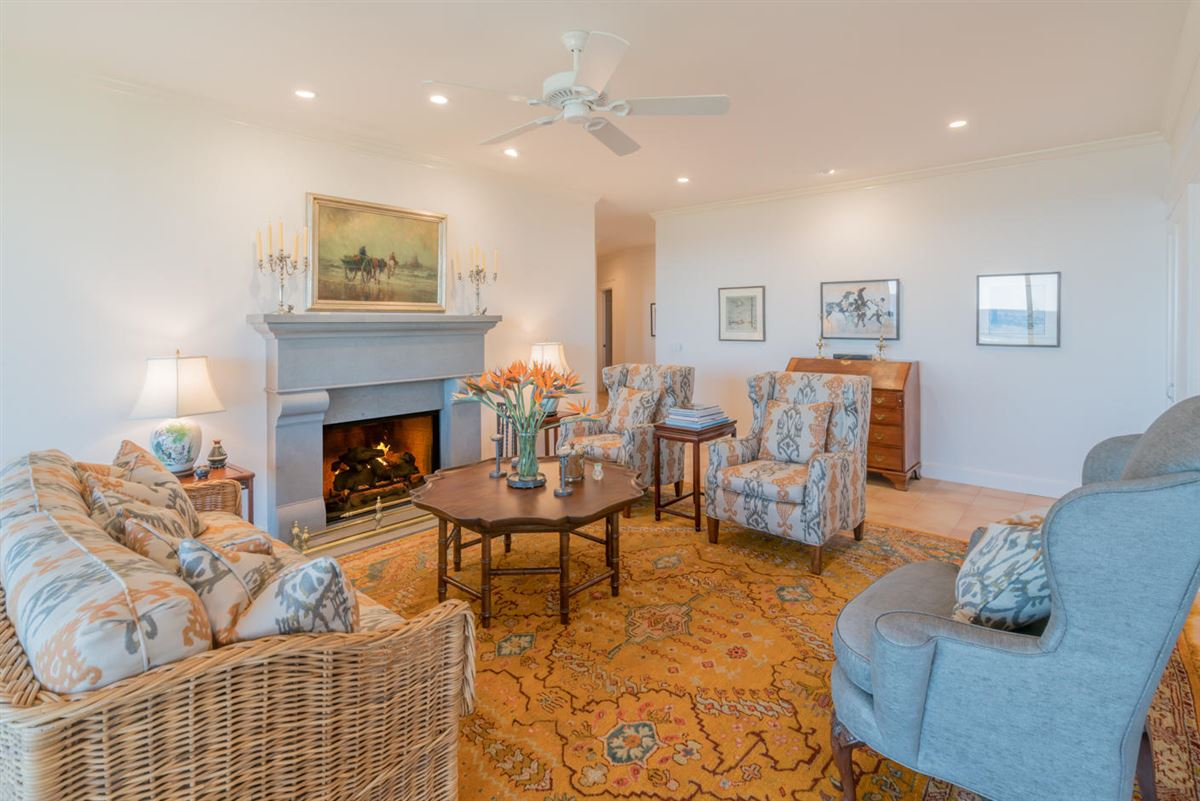 best location on the beach at Montecito Shores luxury properties