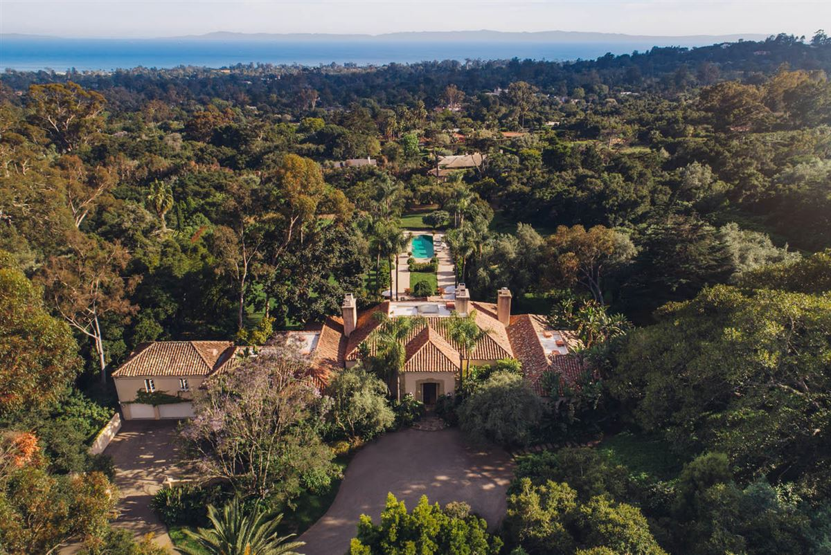 Luxury properties one-of-a-kind estate