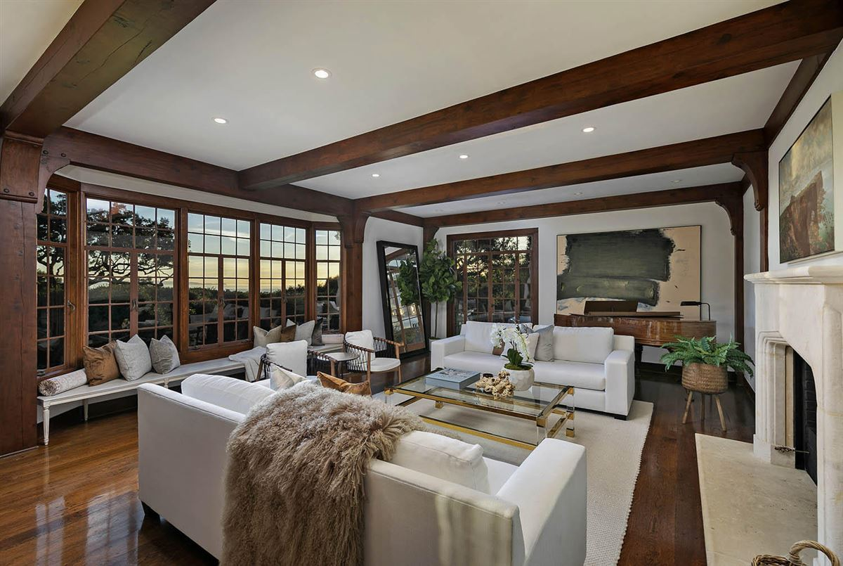 Luxury properties incredible montecito estate