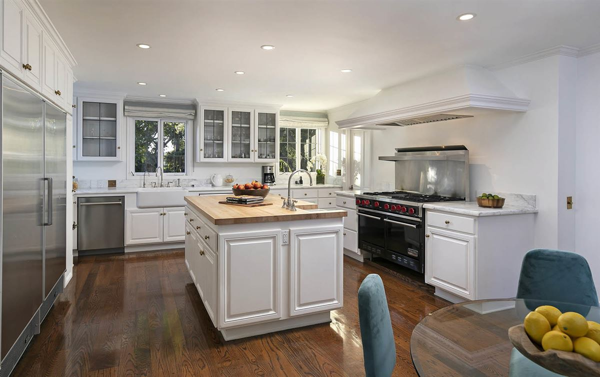 Luxury homes in incredible montecito estate