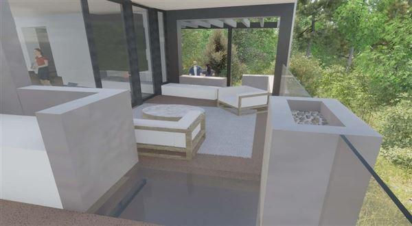 Luxury properties North Summit Tesuque Creek homesite