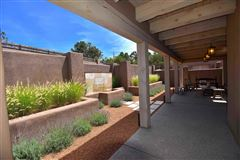 Luxury properties jaw-dropping Santa Fe hacienda and casita