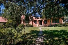 Luxury real estate authentic Santa Fe