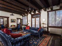 authentic Santa Fe mansions