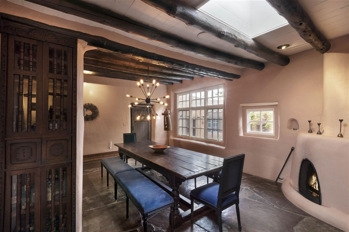 Luxury homes rare move-in ready walled adobe estate