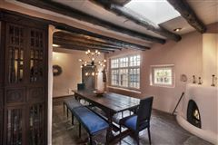 Luxury properties rare move-in ready walled adobe estate
