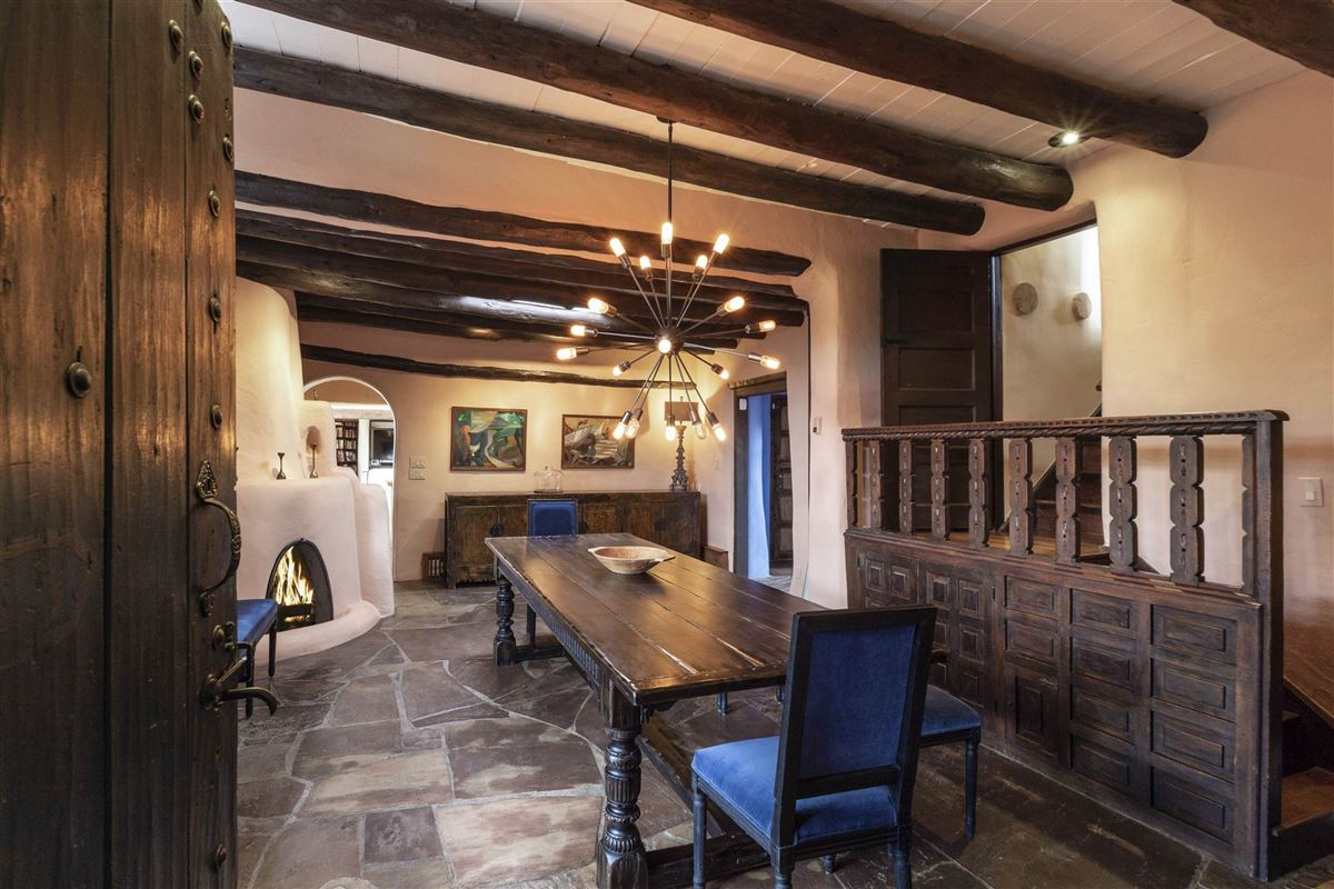 rare move-in ready walled adobe estate luxury homes