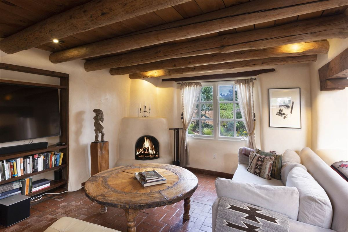 rare move-in ready walled adobe estate luxury properties