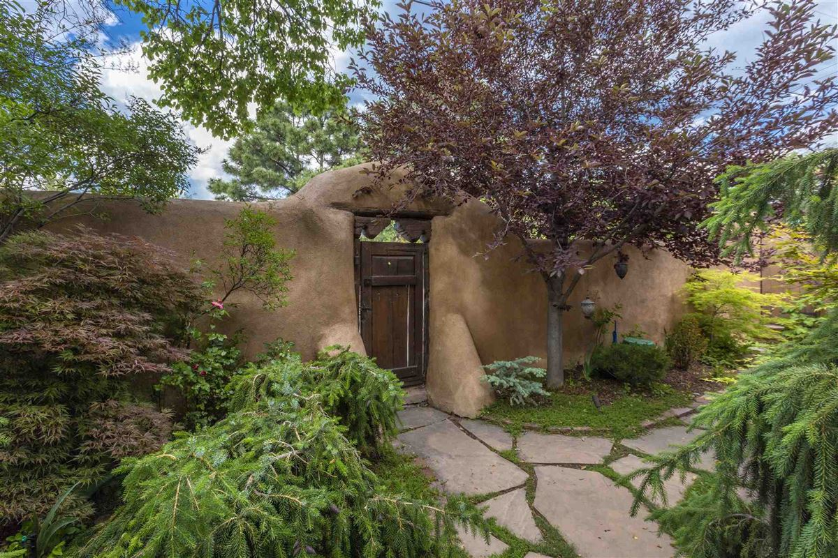 rare move-in ready walled adobe estate luxury real estate