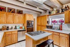 Luxury real estate Classic Santa Fe adobe compound