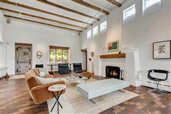 Luxury real estate a beautiful adobe sanctuary